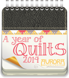 A YEAR OF QUILTS LOGO