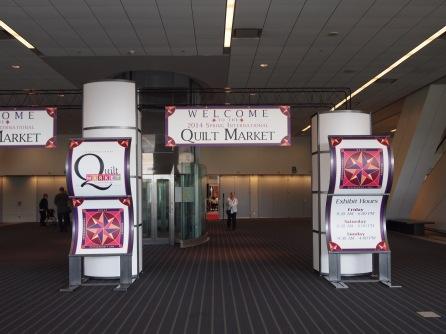 Quilt Market Open