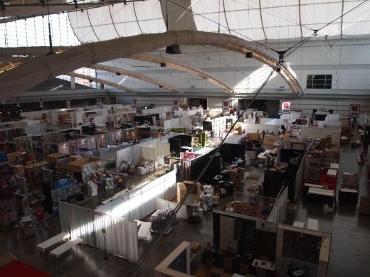 quilt market view