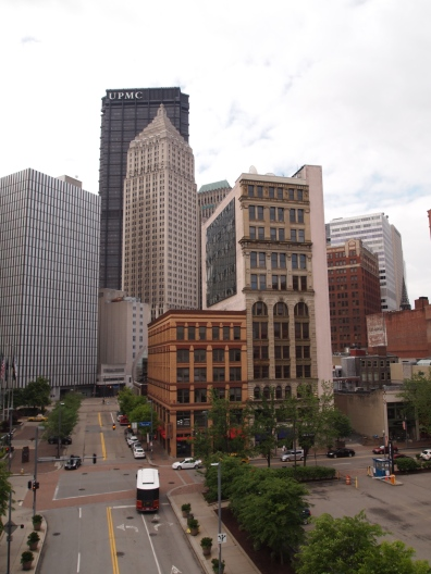 International Quilt Market, Pittsburgh View