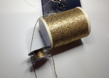 Hand Winding The Bobbin