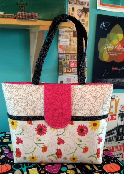 Hidden Treasure Tote Front