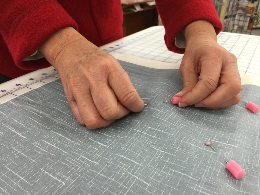 Aurora Sewing Center Pinmoor